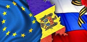 9 mai la Moldoveni si rusi