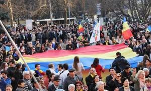 16 mai 2015 – Marsul Unirii din nou la Chisinau